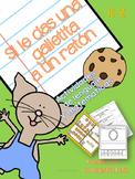 Si le das una galletita a un ratón / If you give a mouse a cookie -Spanish