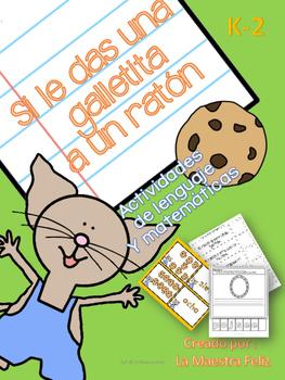 Si le das una galletita a un ratón / If you give a mouse a