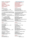 Si tú la ves – Nicky Jam Ft Wisin - Singular subject pronouns