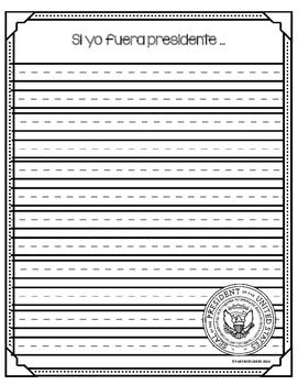 Si yo fuera presidente...