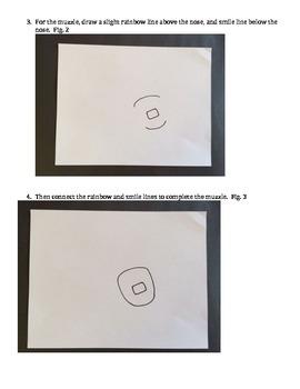 Siberian Husky Art Lesson- PDF Version