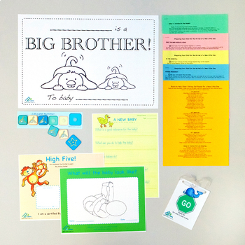 Sibling Packet (I'm Going to be a Big Brother!)