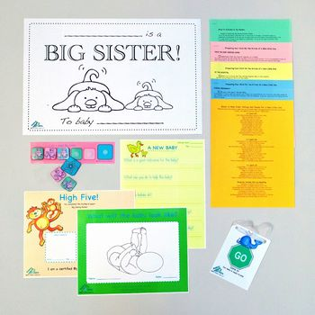 Sibling Packet (I'm Going to be a Big Sister!)