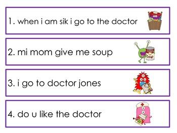 Sentence Editing Doctor