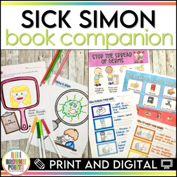 Sick Simon - Germs and Staying Healthy