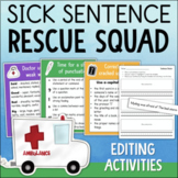 Sentence Editing Center, Posters, and More!