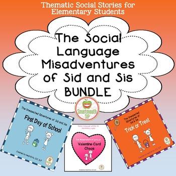 Social Skills Story Bundle