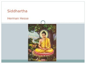 Siddhartha Background Powerpoint (Includes Hinduism & Buddhism Background)