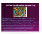 Siddhartha Common Core Visualization/Synthesis Formative Assessment PPT