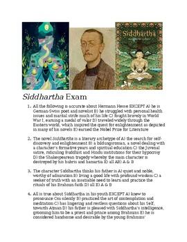 Siddhartha Exam