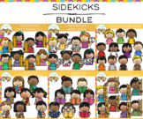 Sidekicks Clip Art Bundle