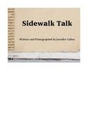 Sidewalk Talk: A book about Emotions