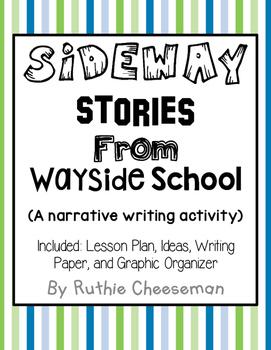 Sideway Stories from Wayside School Activity
