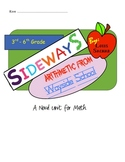 Sideways Arithmetic From Wayside School Unit