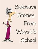 Sideways Stories From Wayside School Reading Center