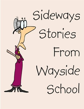 Sideways Stories From Wayside School Reading Center