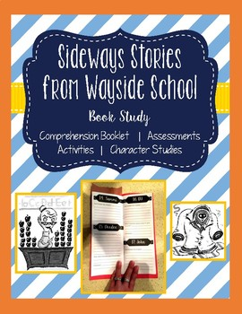 Sideways Stories from Wayside School Book Study Unit