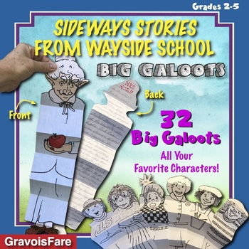 Sideways Stories from Wayside School — Character Reports and Book Reports