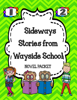 Sideways Stories from Wayside School - Comprehension & Vocabulary