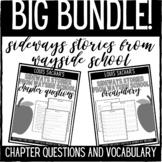 Sideways Stories from Wayside School Comprehension Questio