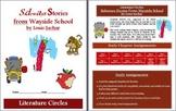 Sideways Stories from Wayside School Literature Circle Activity