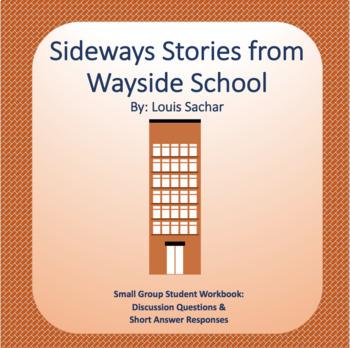 Sideways Stories from Wayside School Literature Circle Workbook