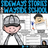 Sideways Stories from Wayside School   Printable and Digital