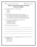 Sideways Stories from Wayside School Quiz Chapter 15: Deedee
