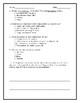 Sideways Stories from Wayside School Quiz Chapter 8: Myron