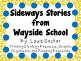 Sideways Stories from Wayside School by Louis Sachar: Characters, Plot, Setting