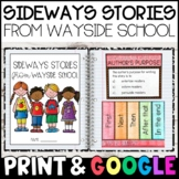 Sideways Stories from Wayside School w/ GOOGLE Classroom