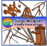 Siege Weapon Clipart