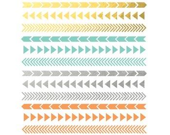 Sienna Arrow Borders Set #061