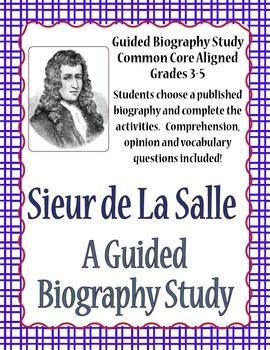 Sieur de La Salle, Explorer