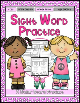 Sight Word Practice 6:  will, up, other, about, out, many,