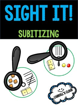 Sight It! Subitizing