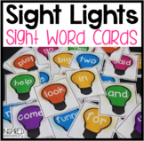 Sight Lights - Sight Word Cards