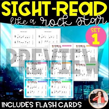 Sight-Read Like A Rockstar! {2 Black Keys; Hands Alone}