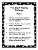 Sight Reading CHallenge 1 - A Music Adventure