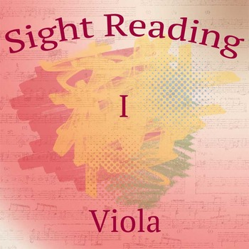 Sight Reading Exercises I for Viola
