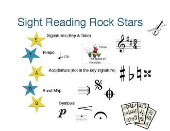 Sight-Reading Rock Star