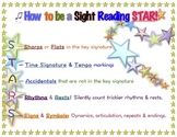 How to Become a Sight Reading STAR! - Band, Orchestra, Cho