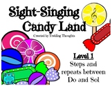 Sight-Singing Candy Land