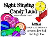Sight-Singing Candy Land - Level 3