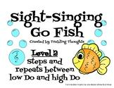 Sight-Singing Go Fish - Level 2