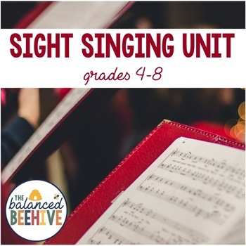 Sight Singing Unit