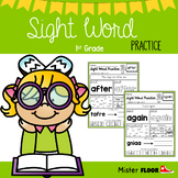 Sight Word Practice (1st Grade)