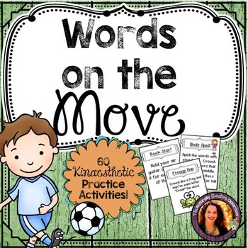 Sight Word Activities: 60 Sight Word Activities for K-5 Sight Words