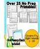 Sight Word Activity Bundle - Fry Word List 1 - 20