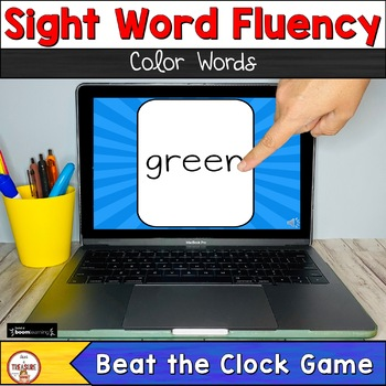 Sight Word Activities-Colors (Games, Daily Practice, Worksheets and more!)